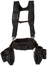 Carpenters Magnetic Tool Belt Electrician Construction Suspender Heavy Duty Work