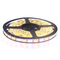 300 SMD LED Strip Light 5M 5050 RGB Warm White IP65 Waterproof