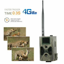 Hunting Trail Camera 4G LTE Wildlife Scouting Camera 16MP HC-330LTE +16GB Card