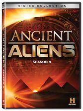 Ancient Aliens: STAGIONE 9 - DVD - SENZA BLOCCHI REGIONALI SIGILLATO