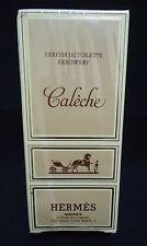Hermes Caleche Parfum De Toilette Aerospray 60ml 2oz Vintage 1980s Sealed in Box