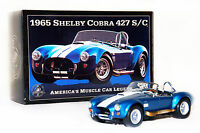 AUTHENTIC WIX CAR 1965 SHELBY COBRA 427 S/C