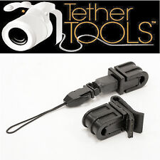 Tether Tools jerkstopper JS095 Supporto per computer + AERO clip-on Legare Kit.