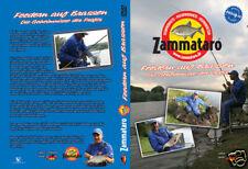 Feedern auf Brassen DVD Zammataro Wettangeln Spezi-Feedern Rhein,Ruhr