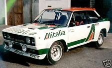 Fiat 131-World Rally Car gráficos