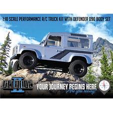 NEW RC4WD 1/10 Gelande II Kit w/Defender D90 Body Set Z-K0001 NIB