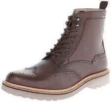 Clark Monmart Rise Wing Tip Brogue Boot Size  9M