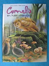 Cornelia en haar vriendjes - Voorleesboek met 6 verhalen - 101 pagina's - Hemma