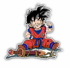 Dragon Ball Z Gohan Whipped Sticker Vinyl Decal 4-1178