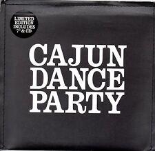 "CAJUN DANCE PARTY - AMYLASE - 7"" VINYL SINGLE & CD - SEALED"