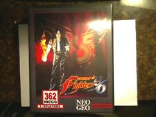 King of Fighters '96 1996 KOF NEO GEO 362 MEGS  MVS MULTI VIDEO GAME IN CASE