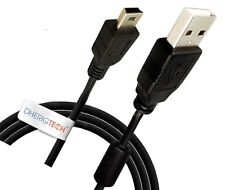 USB CABLE LEAD FOR GARMIN Nuvi 3750 / 3760 / 3790 / 5000 / 1370T / 1390T SAT NAV