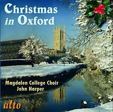 Choir Of Magdalen Co - Christmas Carols from Oxford [New CD]
