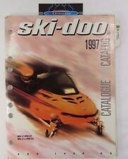1997 SKI-DOO MX Z 440 LC MX Z x FACTORY PARTS MANUAL CATALOG  P/N 480 1430 00