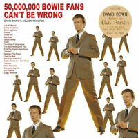 DAVID BOWIE / 50,000,000 BOWIE FANS CAN'T BE WRONG 2CD - I Feel So Bad 2002