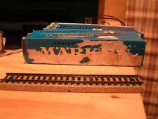 MÄRKLIN HO 1/87 3 rails  -  1 x BOITE DE 10 RAILS DROITS METAL 5106