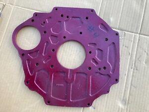 Rear Engine to Gearbox Plate #4 Part # 12H61 believed MOWOG, Austin, Leyland