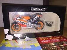 Minichamps Marc Marquez 1/12 Honda RC 213v World Champion MotoGP 2013
