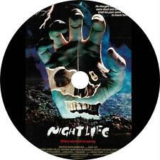 Night Life (Grave Misdemeanors) Horror DVD Rare
