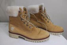Timberland High Top  Fur Trimmed BOOTS SIZE 7(bota1300