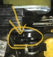 Ski Doo Mini Z 120 choke cable delete kit replaces skidoo cable