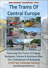 More details for trams of central europe, vienna, prague, budapest & bratislava 2dvd extended set