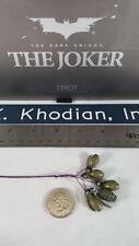 "Hot Toys 1/6 DX01 Batman 12"" Joker action figure Heath Ledger's 5 hand grenades"