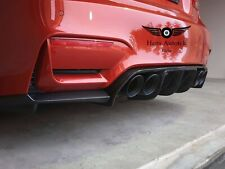 V-Style Carbon Fiber Rear Diffuser FOR BMW M3 M4 F80 F82 F83  ( 2014-Up )