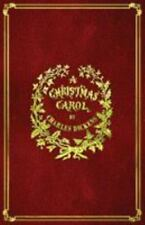A Christmas Carol : With Original Illustrations in Full Color by John Leech and Charles Dickens (2016, Trade Paperback)