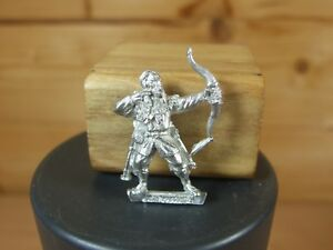 CLASSIC METAL WARHAMMER KISLEV KOSSAR WITH BOW UNPAINTED (2709)