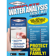 Total Water Quality Test Kit For Private Wells I Home Cottage Offices And School