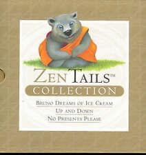ZEN TAILS Collection 3 Volume Set in Slipcase Bruno Dreams of Ice Cream