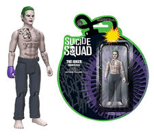 """FUNKO SUICIDE SQUAD THE JOKER (SHIRTLESS) 3.75"""" ACTION FIGURE"""