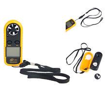 Portable LCD Digital Anemometer Wind Speed Gauge Meter Measurement Thermometer