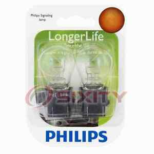 Philips Tail Light Bulb for Lincoln Blackwood Continental LS Mark VII yh