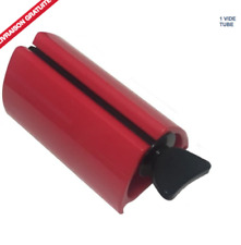 1 VIDE TUBE DENTIFRICE CREME CORPS SPECIAL ANTI GASPILLAGE PLASTIQUE 9 CM