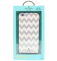 Kate Spade Case for iPhone 6/6S Plus Cover Hybrid Clear Glitter Hearts NEW!
