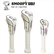 Snoopy Woodstock golf club head cover driver fairway wood utility set Peanuts
