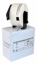 1 Brother DK 1208 Brother Compatible Address Labels PERMANENT Cartridge DK-1208
