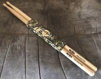 """Hard Rock Cafe Philadelphia Natural Wood Souvenir 16"""" Drumsticks"""