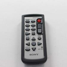 Sony Remote Commander for DCR-DVD203 DVD403 DVD710 HDR-CX7 CX11 CX12 XR200