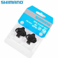 Shimano SPD SM SH51 Pedals Cleat Set MTB Bike Bicycle Cycling Cleat