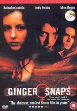 Ginger Snaps [DVD] [2001]