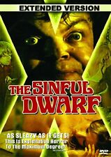 NEW Sinful Dwarf Unrated & Uncut (DVD)