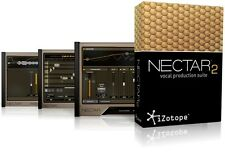 IZOTOPE NECTAR 2 VOCAL PRODUCTION SUITE ***MAKE AN OFFER FOR OUR BEST PRICE***