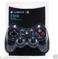Logitech Logicool PC USB Gamepad Controller F310r Japan