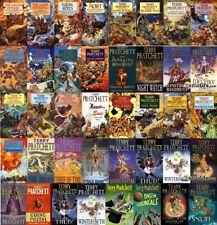 Discworld Terry Pratchett Complete Audiobook Collection 41 Novels Plus Bonus
