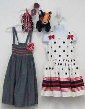 New Lot Girl's Gymboree Clothes Dresses 5 6 Purse Hair Sunglasses Patriotic July