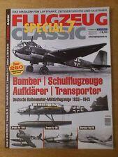 Flugzeug Classic Special Nr. 7 mit über 260 Farbzeichnungen und Fotos!