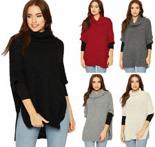 Poncho Dry-clean Only Jumpers & Cardigans for Women